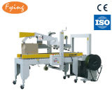 Double-Column Automatic Flaps Folding camera Carton Sealing Machine with It