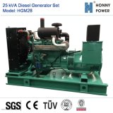 25kVA de diesel Reeks van de Generator met Googol Motor 50Hz