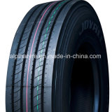 neumáticos anchos del carro de la sobrecarga del diseño de la sección de la pisada 315/80r22.5, neumáticos de TBR