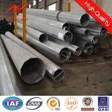 8m 10kn Stahldienstpole für afrikanisches elektrisches Projekt