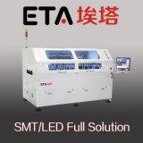Lâmpada LED DIP condutor máquina de solda da onda da linha de produção