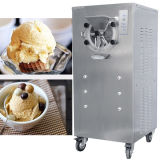 Fabricante de helado italiano de la refrigeración por agua de la tapa de vector