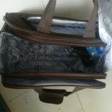 Вагонетка чемодана мешка багажа Al-Профилей штрангя-прессовани Bw1-105 покрывает мешок Duffle