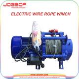 mini élévateur électrique de câble métallique 1t/prix matériel de matériel de levage