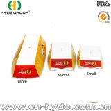 Mittlere Größen-Nahrungsmittelpapiertellersegment/Wegwerfpapiertellersegment für Nahrungsmittelverpackung