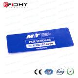 860MHz-960MHz UHF RFID passiva Smart Tag de para-brisa