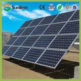 태양 거리 조명 시스템을%s 110W 단청 크리스탈 PV 태양 전지판