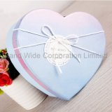 В форме сердечка конфеты подарочная упаковка бумаги нестандартного формата печать .