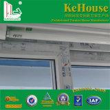 Casa prefabricada personalizada utiliza Ventana corrediza de aluminio