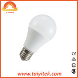Plastic+Aluminum E27 9W LEDの85-265Vのホーム球根ライト
