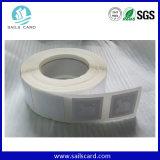 カスタマイズされた印刷を用いるNtag203/213/216 RFID NFCのステッカー
