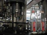 El frasco de cristal bebidas lavado Llenado y Tapado Máquina Monoblock