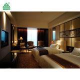 Bequeme einzelnes Bett-hölzerne Schlafzimmer-Möbel mit dem Leder gepolstert