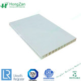 Nouvelle Fibre de verre (PRF) panneaux d'Honeycomb pour panneaux de mur extérieur et de remorque