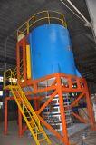 로를 냉각하는 수직 알루미늄 합금