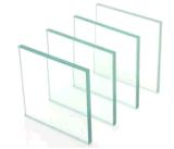 Schiebendes Aluminiumfenster mit sicherem Glas