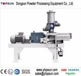 Extrusión de doble tornillo para recubrimiento de polvo de la producción