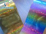 PVCホログラフィックフィルム
