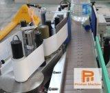5000bph em torno/ Garrafa Quadrada máquinas de etiquetas autocolantes