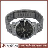 Form-Edelstahl-Luxuxsport-analoge Quarz-Frauen-Armbanduhr
