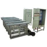 Aprire il sistema a acqua ultravioletto dello sterilizzatore della Manica