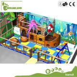 Maison de théâtre d'intérieur pour le matériel d'intérieur de jeu de montagnes russes d'intérieur d'enfants en bas âge pour des gosses