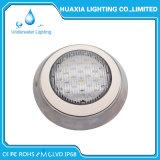 316 스테인리스 에폭시에 의하여 채워지는 LED 잘 고정된 수영장 램프