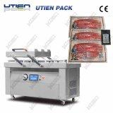 新鮮な肉のハムの食糧真空のシーラー、二重区域の真空のパッキング機械