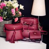 Lederne Schulter-Kurier-Beutel-Handtaschen-Damen der Schultaschen-Bw1-145/Frauen-Handtaschen