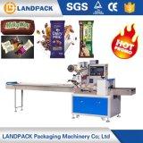 Automatischer Kissen-Stab-kleine Schokoladen-Verpackungsmaschine für Cadbury Schokolade und Außentemperatur-Schokolade