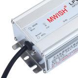 27V 200W Wechselstrom wasserdichten LED Aluminiumfahrer zum Gleichstrom-SMPS IP67