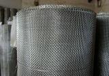 Rete metallica tessuta quadrato galvanizzata alto zinco
