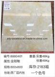 Foshan-Baumaterial-Fußboden-Fliese-SteinJingang glasig-glänzende Marmorporzellan-Fliesen