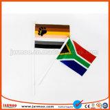 Enarbolando la bandera de mano personalizado Mini