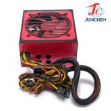 El alimentación del interruptor de la PC del ordenador de la PC ATX de los vatios 350W del grado fuente la fuente de alimentación grande de la PC de la versión del ventilador ATX 12V del 12cm
