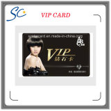 UV 잉크를 가진 PVC VIP 명함