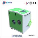 Il giacimento ossidrico del generatore rimuove la pulizia del motore di automobile