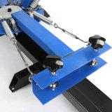 Impresora de seda de la prensa de la investigación de la estación del color 1 de Vevor 4
