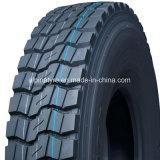 18pr el acero radial todo coloca el neumático chino TBR del carro del tubo