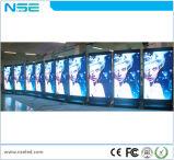 P4 Innen-LED Plakat farbenreiche LED-Bildschirmanzeige für das Bekanntmachen