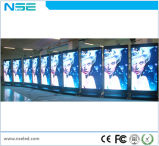 P4 completo cartel de LED de color al aire libre con el control de WiFi