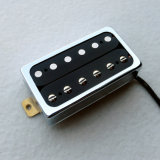 Coletor aberto da guitarra de Humbucker do estilo da cor de Chrom para a guitarra do Lp