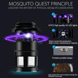 환경 LED 모기 살인자 함정
