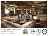 現代ホテルのロビーの家具のソファーは住宅の調度品(YB-WS-34)のためにセットした