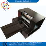 Impresora plana ULTRAVIOLETA tamaño pequeño de A3 A4 LED