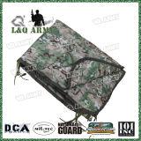 Couverture militaire de doublure de poncho de Camo de type pour l'armée
