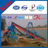 100% Nuevo trabajo de dragado de oro de China