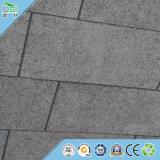 Panneau de mur d'écran antibruit de copeaux de bois de panneau de la fibre ISO de fibre de coco de plafond