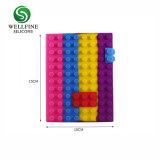Promoção de Silicone a5 Oficial Notebook com pouco bricolage Chips de quebra-cabeças