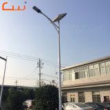Illuminazione stradale solare esterna all'ingrosso del prodotto 30W 60W 100W LED